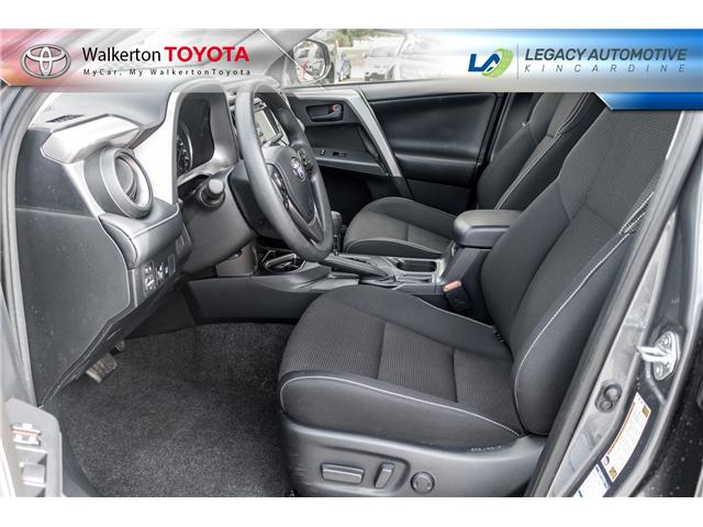 2018 Toyota RAV4 Hybrid LE+ (Stk: P8175) in Walkerton - Image 14 of 23