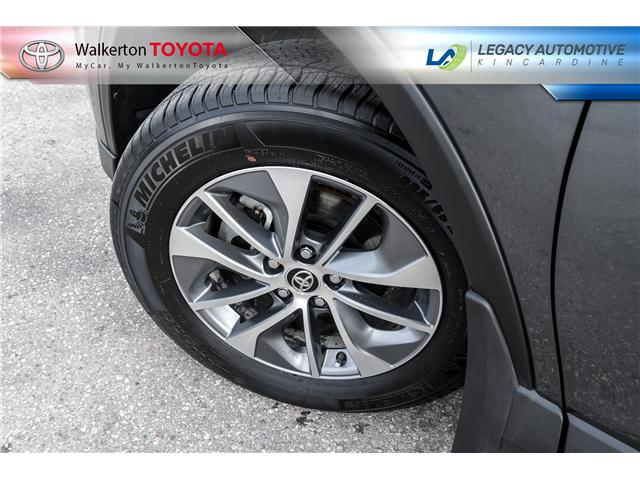 2018 Toyota RAV4 Hybrid LE+ (Stk: P8175) in Walkerton - Image 15 of 23