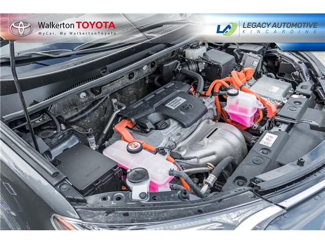 2018 Toyota RAV4 Hybrid LE+ (Stk: P8175) in Walkerton - Image 16 of 23