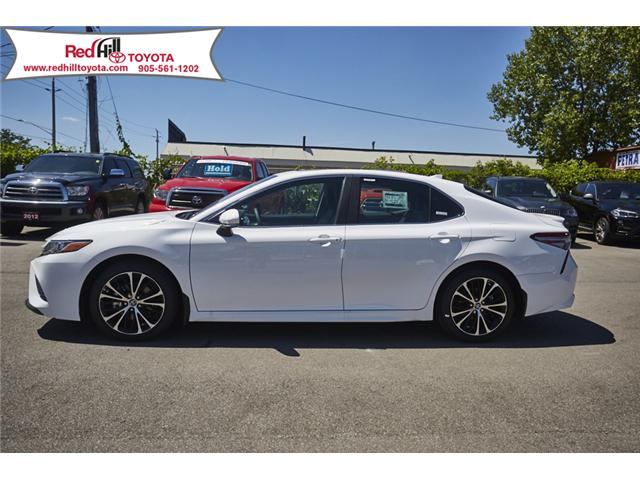 2019 Toyota Camry SE (Stk: 19200) in Hamilton - Image 2 of 12