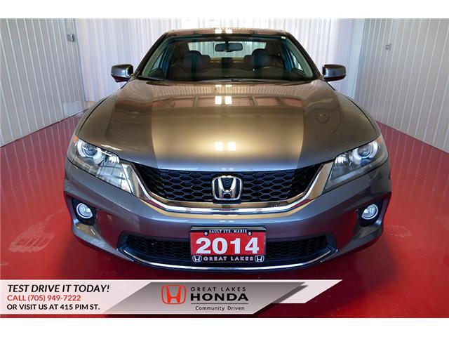 2014 Honda Accord EX-L-NAVI (Stk: H6044A) in Sault Ste. Marie - Image 2 of 27