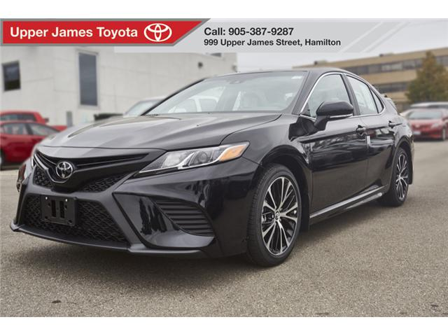 2019 Toyota Camry SE (Stk: 190155) in Hamilton - Image 1 of 13