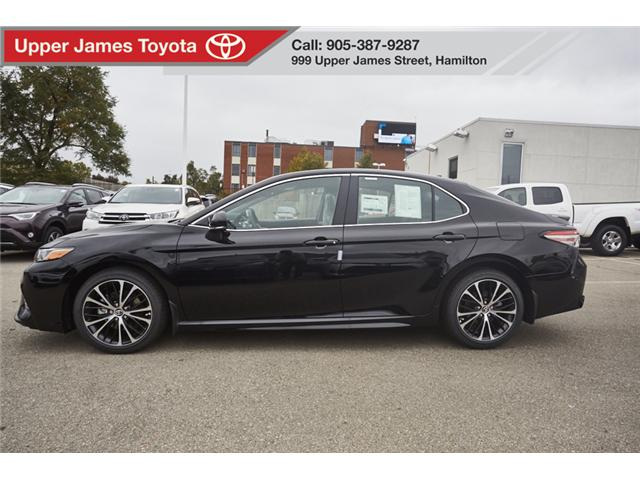 2019 Toyota Camry SE (Stk: 190155) in Hamilton - Image 2 of 13