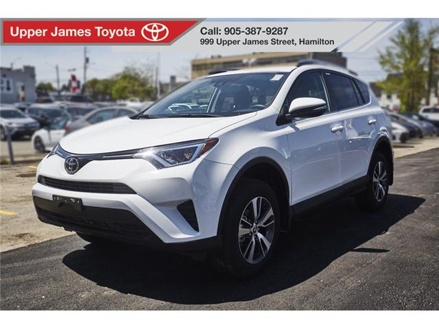 2018 Toyota RAV4 LE (Stk: 1801036) in Hamilton - Image 1 of 16