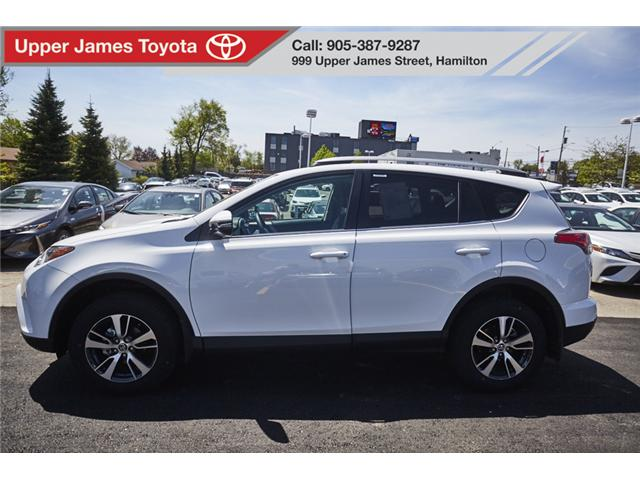 2018 Toyota RAV4 LE (Stk: 1801036) in Hamilton - Image 2 of 16
