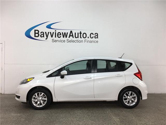 2018 Nissan Versa Note 1.6 SV (Stk: 33697R) in Belleville - Image 1 of 24