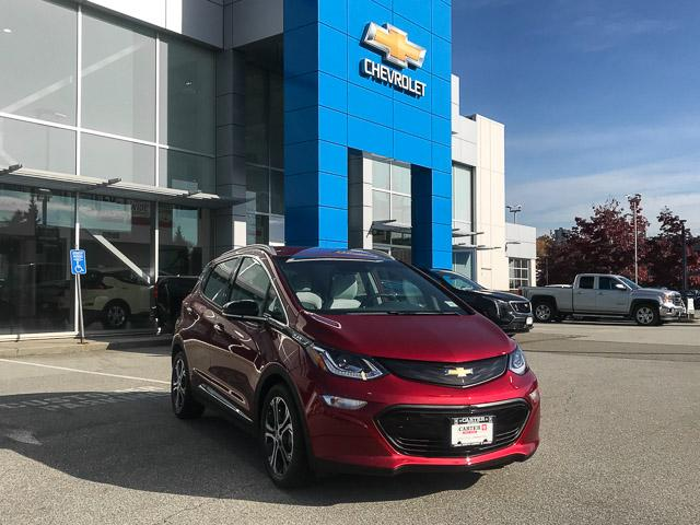 2019 Chevrolet Bolt EV Premier (Stk: 9B47910) in Vancouver - Image 2 of 12