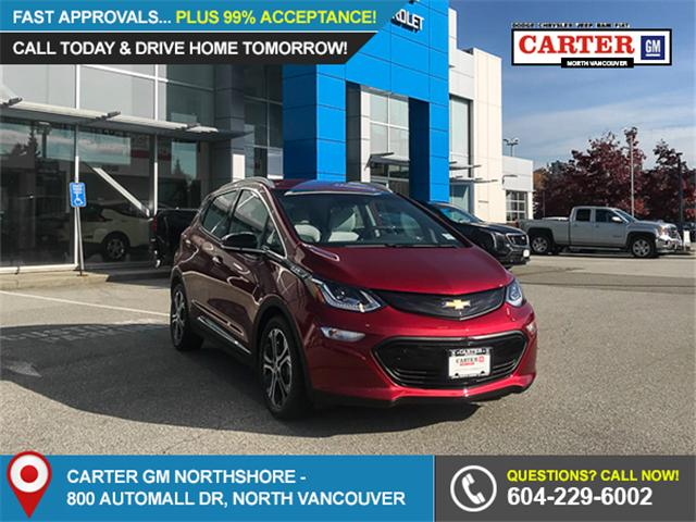 2019 Chevrolet Bolt EV Premier (Stk: 9B47910) in Vancouver - Image 1 of 12