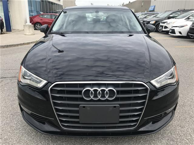 2015 Audi A3 2.0 TDI Progressiv (Stk: ) in Concord - Image 2 of 19