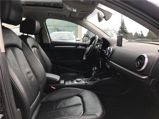 2015 Audi A3 2.0 TDI Progressiv (Stk: ) in Concord - Image 11 of 19