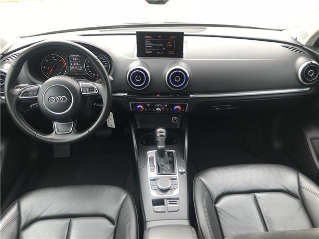 2015 Audi A3 2.0 TDI Progressiv (Stk: ) in Concord - Image 13 of 19