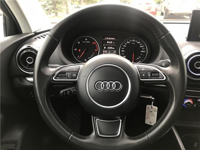2015 Audi A3 2.0 TDI Progressiv (Stk: ) in Concord - Image 14 of 19