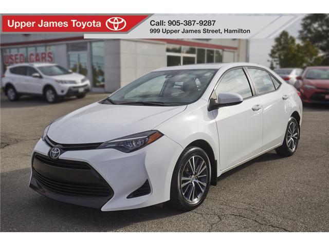 2017 Toyota Corolla LE (Stk: 74868) in Hamilton - Image 1 of 18