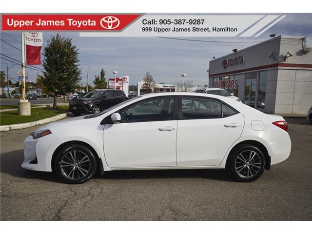 2017 Toyota Corolla LE (Stk: 74868) in Hamilton - Image 2 of 18