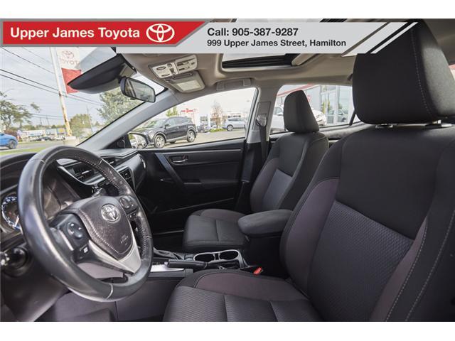 2017 Toyota Corolla LE (Stk: 74868) in Hamilton - Image 10 of 18