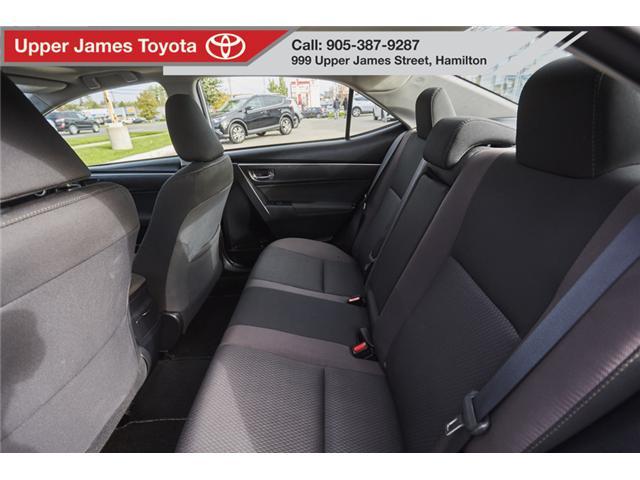 2017 Toyota Corolla LE (Stk: 74868) in Hamilton - Image 11 of 18