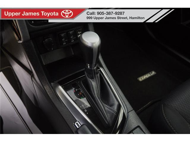 2017 Toyota Corolla LE (Stk: 74868) in Hamilton - Image 17 of 18