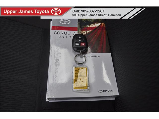 2017 Toyota Corolla LE (Stk: 74868) in Hamilton - Image 9 of 18