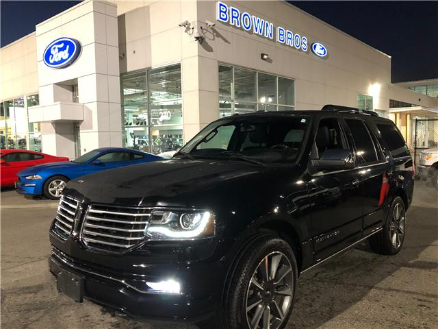 2016 Lincoln Navigator Reserve (Stk: 186668A) in Vancouver - Image 1 of 24