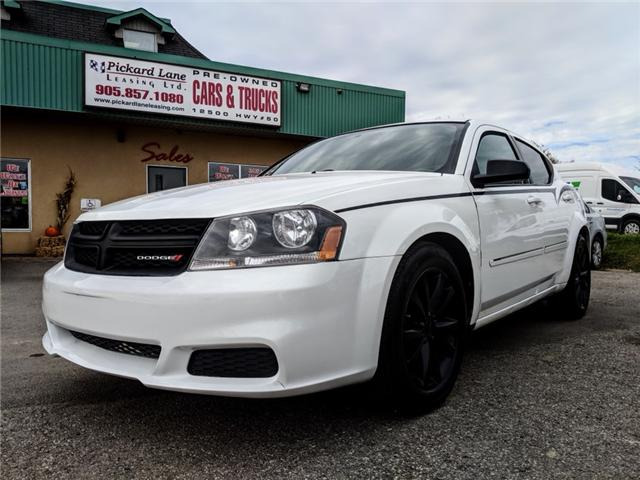 2014 Dodge Avenger Base (Stk: ) in Bolton - Image 1 of 22