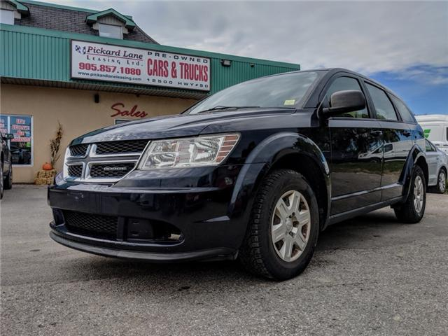 2011 Dodge Journey Canada Value Package (Stk: ) in Bolton - Image 1 of 20