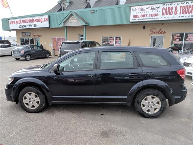 2011 Dodge Journey Canada Value Package (Stk: ) in Bolton - Image 2 of 20