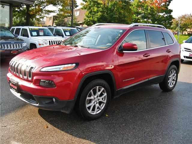 2015 Jeep Cherokee North (Stk: 1426) in Orangeville - Image 2 of 19