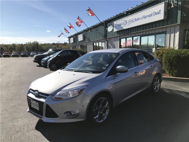 2012 Ford Focus SEL (Stk: 10084A) in Lower Sackville - Image 1 of 22