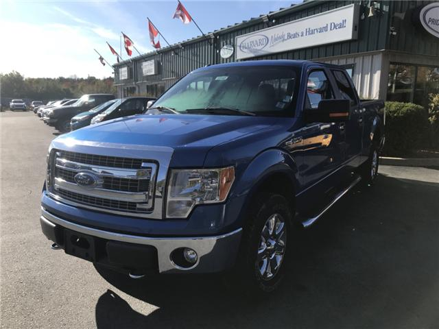 2014 Ford F-150 XLT (Stk: 10143) in Lower Sackville - Image 1 of 15