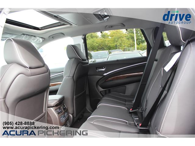 2019 Acura MDX Elite (Stk: AT139) in Pickering - Image 31 of 32