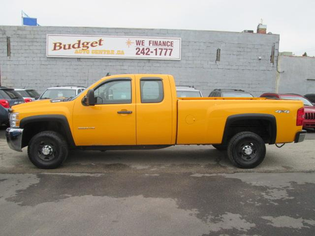 2010 Chevrolet Silverado 2500HD WT (Stk: bp451) in Saskatoon - Image 1 of 18