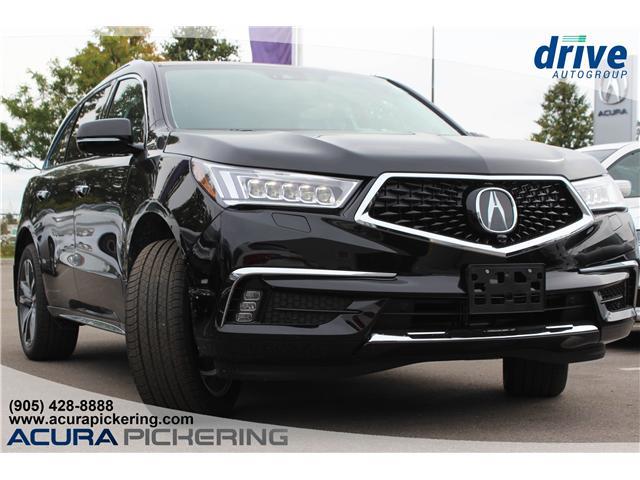 2019 Acura MDX Elite (Stk: AT133) in Pickering - Image 3 of 9