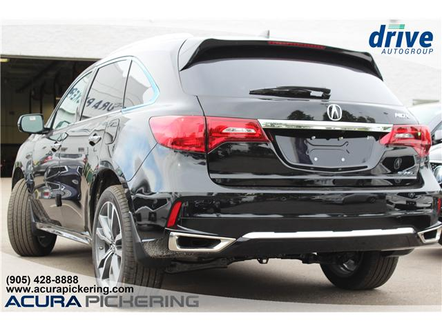 2019 Acura MDX Elite (Stk: AT133) in Pickering - Image 6 of 9