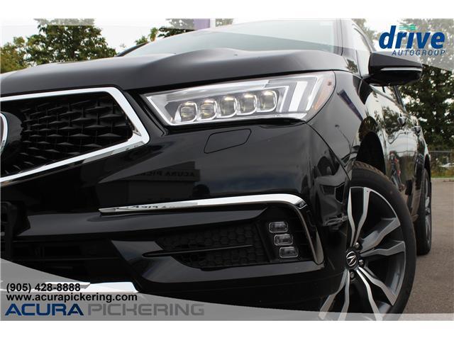 2019 Acura MDX Elite (Stk: AT133) in Pickering - Image 7 of 9