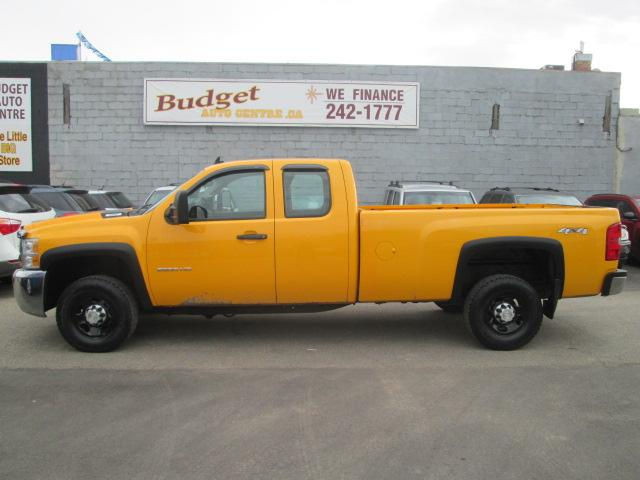 2010 Chevrolet Silverado 2500HD WT 1GC5KVBG8AZ196516 bp452 in Saskatoon
