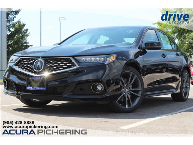 2019 Acura TLX Tech A-Spec (Stk: AT236) in Pickering - Image 1 of 34