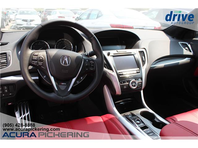 2019 Acura TLX Tech A-Spec (Stk: AT222) in Pickering - Image 2 of 34