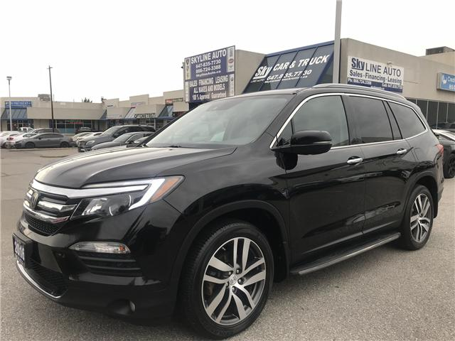 2016 Honda Pilot Touring (Stk: ) in Concord - Image 1 of 26