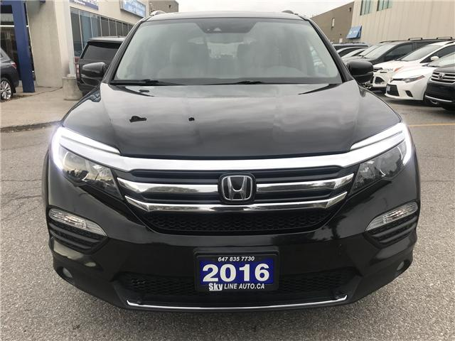 2016 Honda Pilot Touring (Stk: ) in Concord - Image 2 of 26