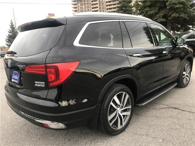 2016 Honda Pilot Touring (Stk: ) in Concord - Image 4 of 26