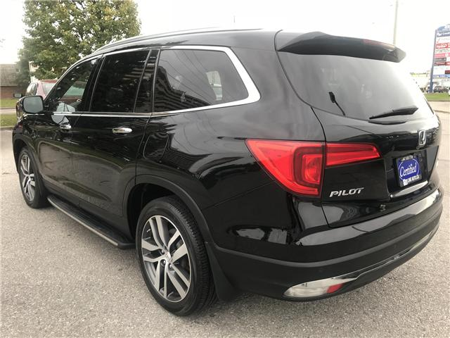 2016 Honda Pilot Touring (Stk: ) in Concord - Image 6 of 26