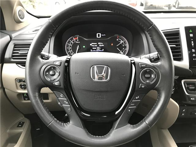 2016 Honda Pilot Touring (Stk: ) in Concord - Image 24 of 26
