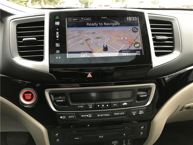 2016 Honda Pilot Touring (Stk: ) in Concord - Image 25 of 26