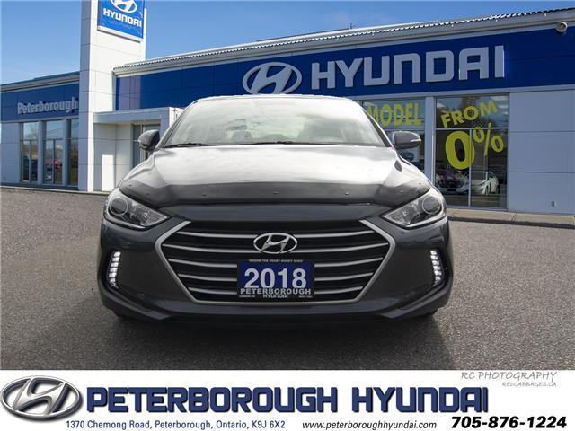 2018 Hyundai Elantra GL (Stk: h11820a) in Peterborough - Image 2 of 24