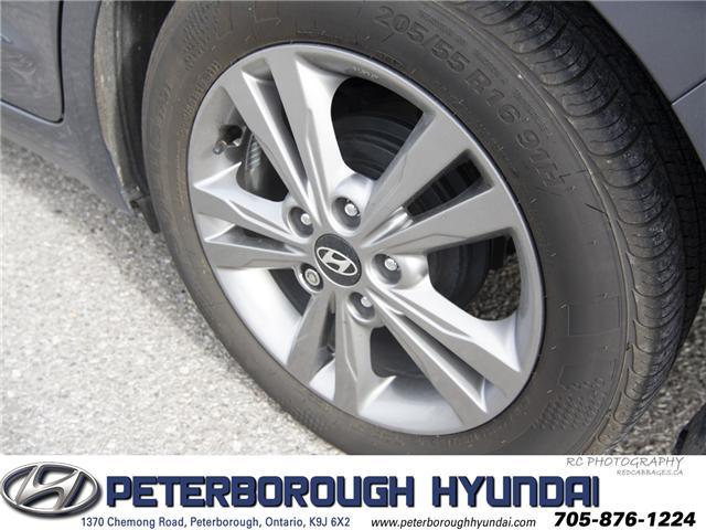2018 Hyundai Elantra GL (Stk: h11820a) in Peterborough - Image 6 of 24