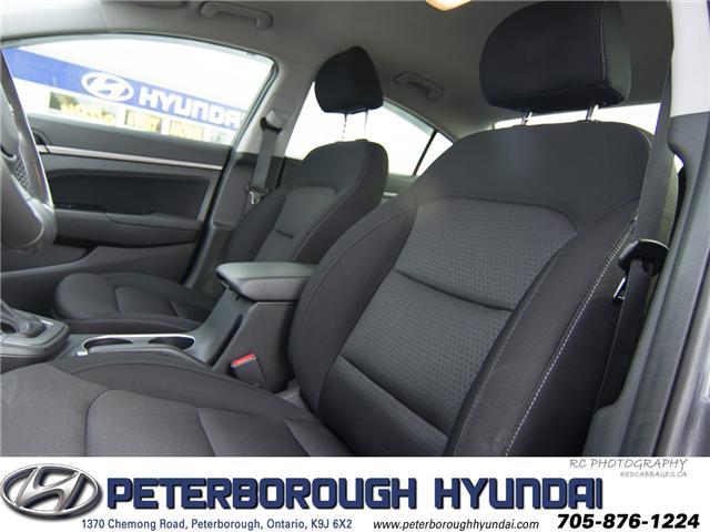 2018 Hyundai Elantra GL (Stk: h11820a) in Peterborough - Image 10 of 24
