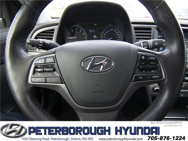2018 Hyundai Elantra GL (Stk: h11820a) in Peterborough - Image 12 of 24