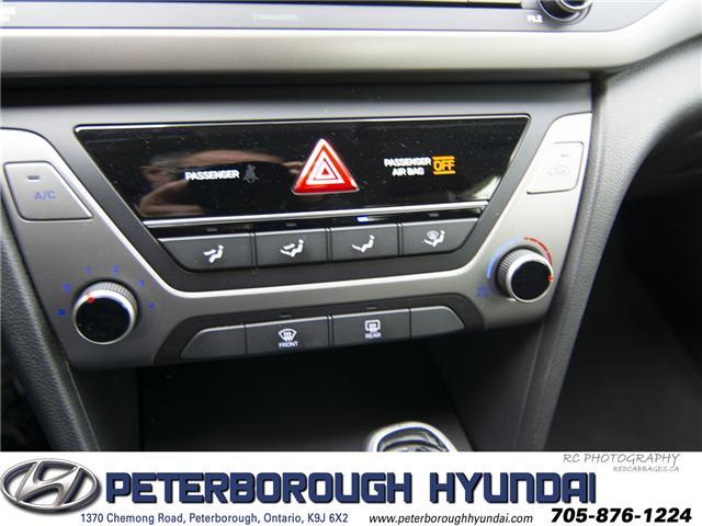 2018 Hyundai Elantra GL (Stk: h11820a) in Peterborough - Image 15 of 24