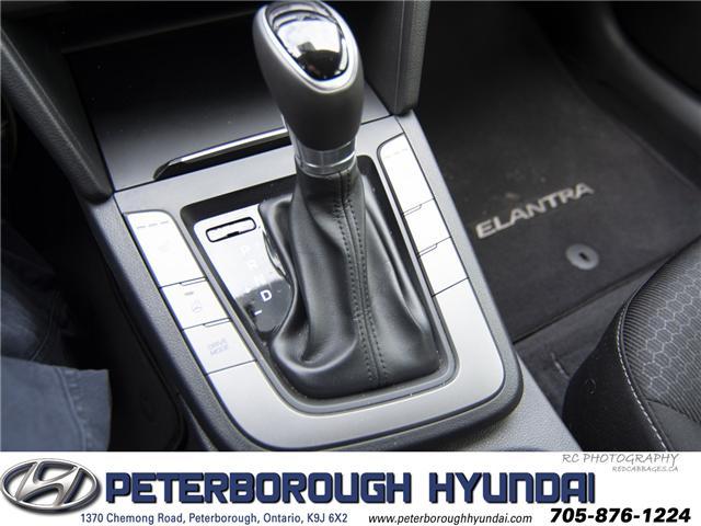 2018 Hyundai Elantra GL (Stk: h11820a) in Peterborough - Image 16 of 24