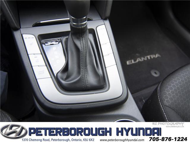 2018 Hyundai Elantra GL (Stk: h11820a) in Peterborough - Image 17 of 24